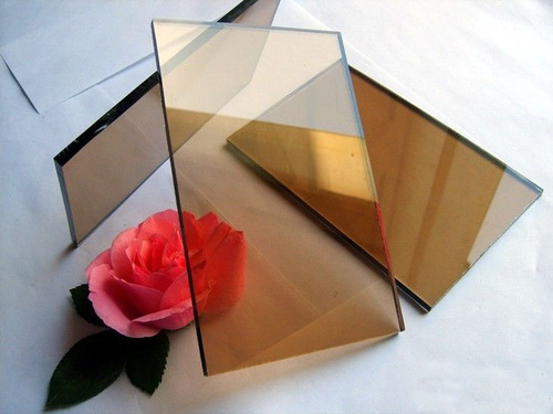 verre tremp teinte bronze verre tremp sur mesure. Black Bedroom Furniture Sets. Home Design Ideas
